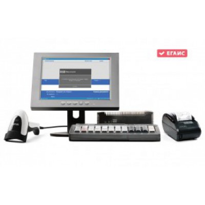 POS-система АТОЛ Ритейл ЕГАИС Lite [FPrint-11 ЕНВД, Linux, Frontol xPOS ЕГАИС, NFD10, SJ-1088, КВ-60