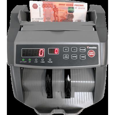 Счетчик банкнот Cassida 5550 UV DL