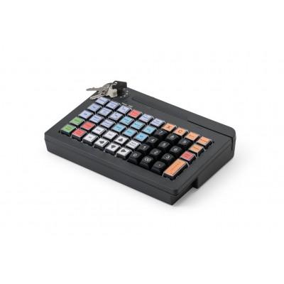 Программируемая POS-клавиатура АТОЛ KB-50-U с ридером