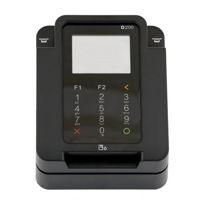 PAX D200 ARM GPRS BT/CTLS + короб + конвертор