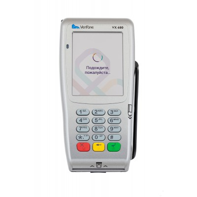 VERIFONE VX 680 WiFi/BT CTLS