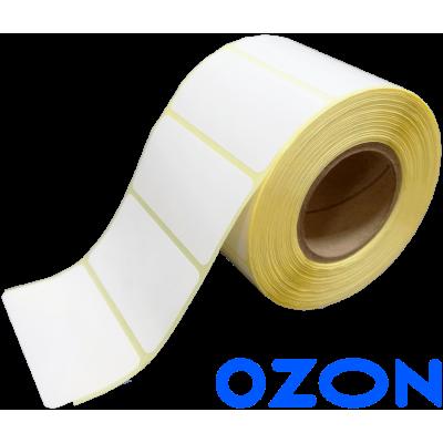 Термоэтикетка Proton 75*120мм для OZON/ОЗОН