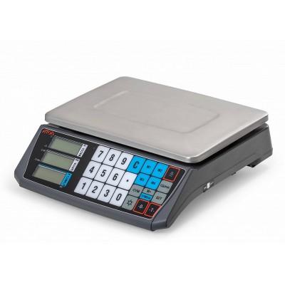 Весы торговые АТОЛ MARTA, без стойки, RS-232