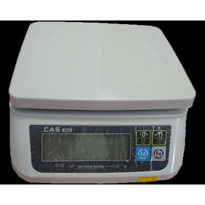 Весы настольные CAS SWN-06 USB