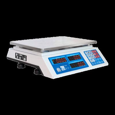 Весы торговые ФорТ-Т 918 (15.2; 330х230) LCD Оптима