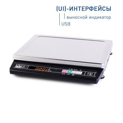 Весы торговые Масса-К MK A21 (UI)