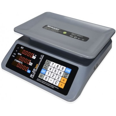 Весы торговые M-ER 321АС-15.2 MARGO LED