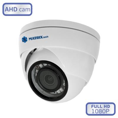 Купольная камера MT-DG1080AHD20XF (2.8мм)