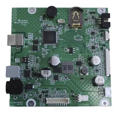Блок управления AL.P051.40.000BM rev.1.2 для АТОЛ 20Ф
