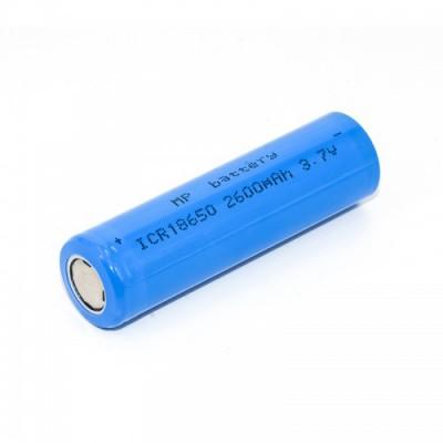 Аккумулятор для АТОЛ 1Ф 2600mAh 3.7V (2c) ICR 18650