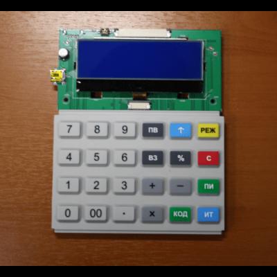 Устройство управления АВЛГ 410.86.00-03 для Меркурий 115Ф