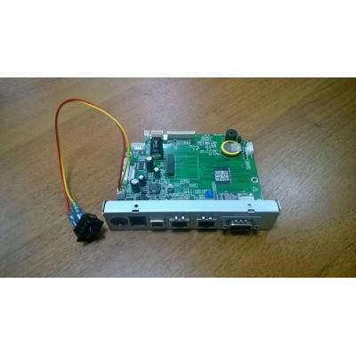 Материнская Плата РИТЕЙЛ-01 Ethernet (RS/USB/2LAN) с ПО