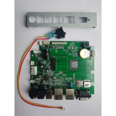 Плата процессорная SME12036.31.01_4 для Retail-01Ф c 2LAN