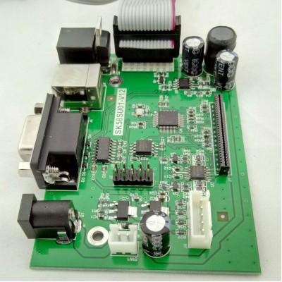 Плата системная для VikiPrint-57 SK58SU01-V12